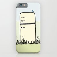 iPhone & iPod Case featuring Retro Spring by Stephanie Smith
