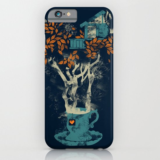 Tea House iPhone & iPod Case