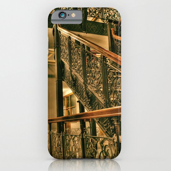 Monadnock Staircase iPhone & iPod Case