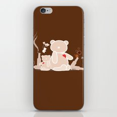 A Night with Ted iPhone & iPod Skin