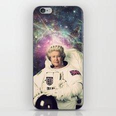 Queen Elizabeth II iPhone & iPod Skin