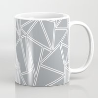 Ab Blocks Grey #2 Mug