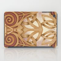 Raised by Mystics iPad Case