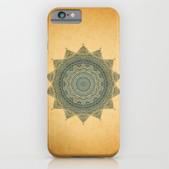 Sun Symbol iPhone & iPod Case