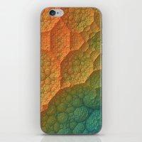Amazing Terrain iPhone & iPod Skin