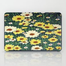 Field of Daisies  iPad Case