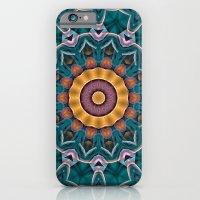 iPhone & iPod Case featuring Mandala 7 by Digital-Art