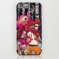 iPhone & iPod Case featuring 'Showtime' by Steven Silverwood