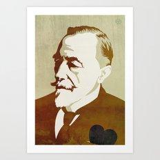 Joseph Conrad Art Print