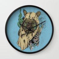 Zombwok Wall Clock