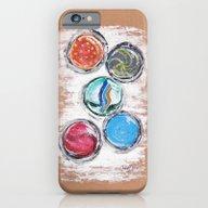 Marbles iPhone 6 Slim Case