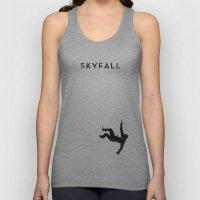 Skyfall Unisex Tank Top