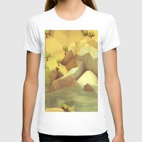 T-shirt featuring Lake Cavern by Timothy J. Reynolds