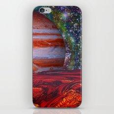 Looking At Jupiter iPhone & iPod Skin