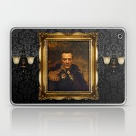Christopher Walken - Rep… Laptop & iPad Skin
