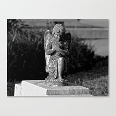 She Was an Angel Canvas Print