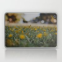 Yellow Summer Laptop & iPad Skin