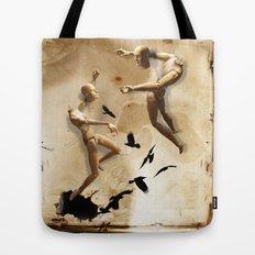 Tarot series: The Lovers Tote Bag