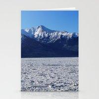 Frozen Alaska Stationery Cards
