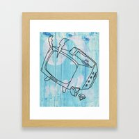 Onwards...... Framed Art Print