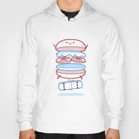 Street burger  Hoody