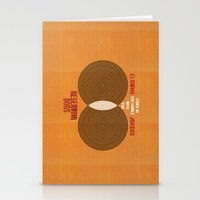 Reservoir Dogs - Venn Diagram : Stuck in the Middle with you Stationery Cards