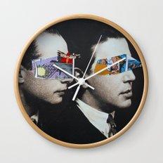 Super Disco Breakin` Wall Clock