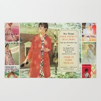 1969 - Spring SUmmer Catalog Cover Rug