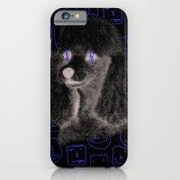 Poodle Print iPhone 6 Slim Case
