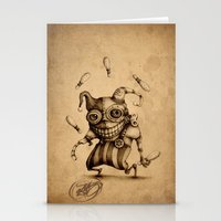 #11 Stationery Cards