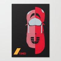 Drive - Tuned Canvas Print