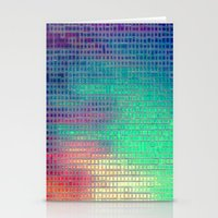 pixel Stationery Cards featuring piXel by 2sweet4words Designs