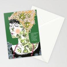 Anna Achmatova Stationery Cards