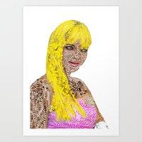 adsız Art Print