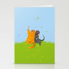 Cat Lovers Stationery Cards