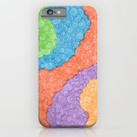 iPhone & iPod Case featuring PART OF A HEART  by Wan Sing Tay