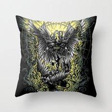 Paradise Lost - milton Throw Pillow