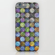 Dots on the Rocks Slim Case iPhone 6s