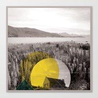 Sojourn series - Lake Tekapo Canvas Print