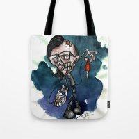 Zombie Skrillex / Special Edition Tote Bag