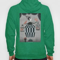 The Bird Act Hoody