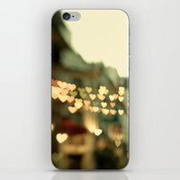 Looking For Love - Paris… iPhone & iPod Skin