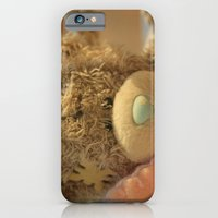 iPhone & iPod Case featuring Teddy Bear by Sunshine Inspired Designs