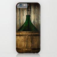 iPhone & iPod Case featuring Damigiana by Luca Finardi