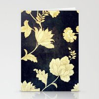 VINTAGE FLOWERS XXXII - for iphone Stationery Cards