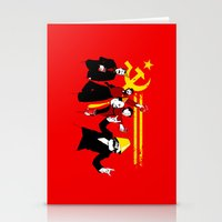 The Communist Party (ori… Stationery Cards