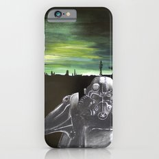 Fallout Brotherhood Landscape iPhone 6s Slim Case