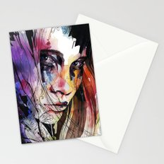 Eyes speak every language there is Stationery Cards