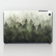 The Heart Of My Heart // Green Mountain Edit iPad Case