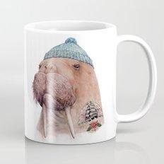 Tattooed Walrus Mug